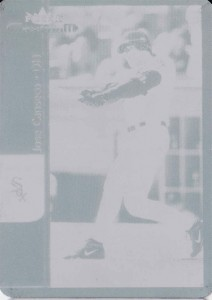 2002 Fleer Maximum Printing Plate 1/1