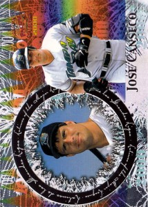2000 PACIFIC CROWN COLLECTION LATINOS OF THE MAJORS OVERSIZED PROOF
