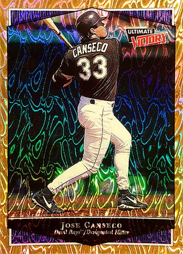 1999 Upper Deck Ultimate Victory #111 Gold 1/1