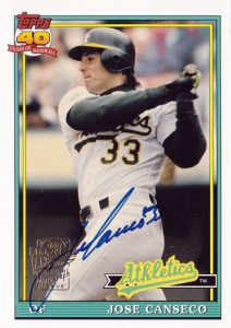 2004 Topps All-Time Fan Favorites Autograph