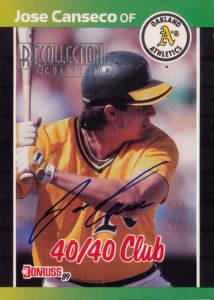 2003 Donruss 1989 #38 Recollection Autographs Buyback /10