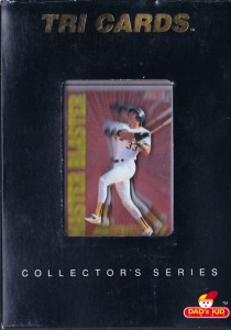 1991 Dad's Kid Tri Cards 1991 Score Master Blaster
