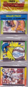 1989 Donruss #643 Rack Pack