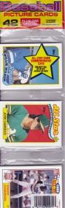 1989 Topps #401 Rack Pack