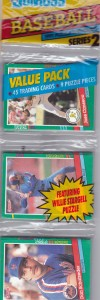 1991 Donruss #536 Rack Pack