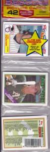 1988 Topps #370 Rack Pack
