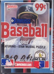 1988 Donruss #302 Cello Pack