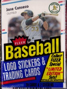 1988 Fleer #276 Cello Pack
