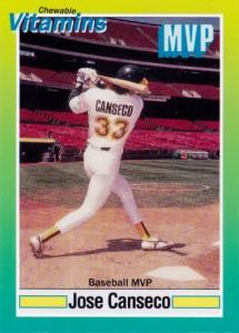 1989 MVP Chewable Vitamins Custom