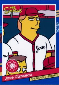 1991 Donruss Simpsons Custom