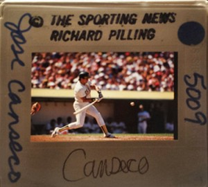 1990 Sporting News Richard Pilling Original Slide