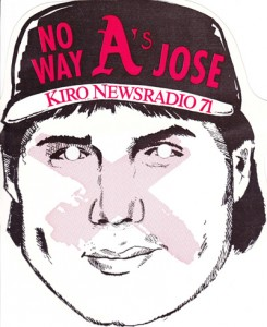 1991 KIRO Radio Mask