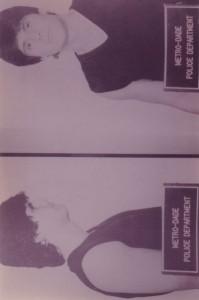 1984 Magenta Mug Shot 4x6