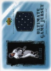 2001 Ultimate Collection Game Jersey /150