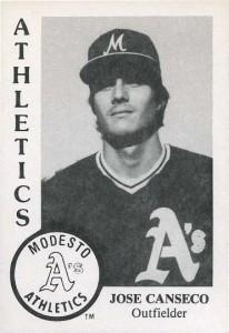 1984 Chong Modesto A's