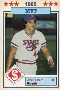 1986 Southern League All-Stars Jennings #14