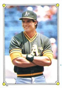 1987 Topps Sticker #164 Made in Italy