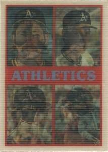 1987 Sportflics Team Preview