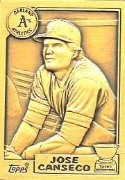 1987 Topps Gallery Of Champions Bronze #620