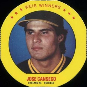 1987 Weis Winners Disc