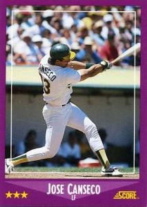 1988 Score Glossy