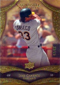 2010 Upper Deck Exquisite /75