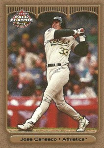 2003 Fleer Fall Classics Gold /50