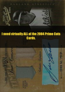 2004 Prime Cuts 2 (I need almost all versions of this)