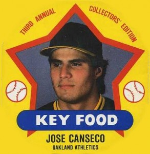 1989 Key Food Disc Square (does this exist?)