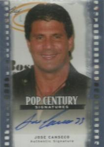2011 Leaf Pop Century Autograph /5