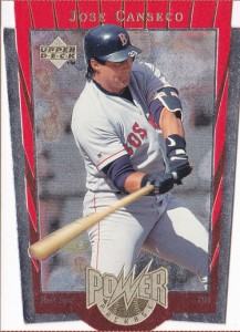 1997 Upper Deck Power Package Jumbo