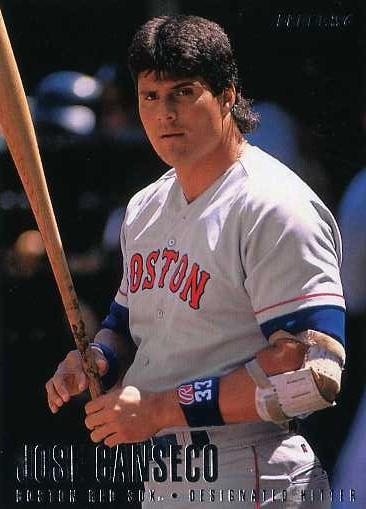 1996 Fleer Red Sox